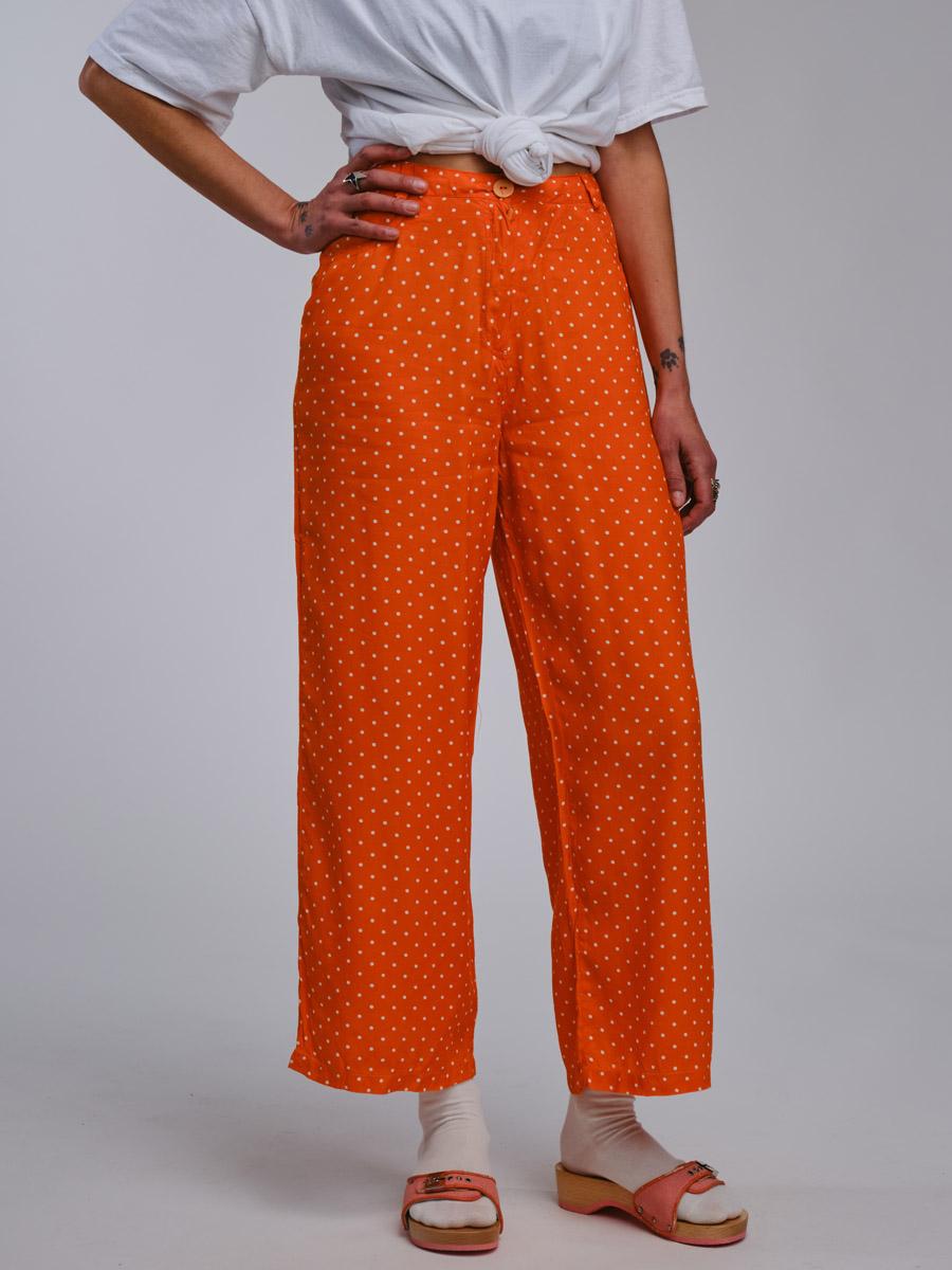Dots Vintage Trousers