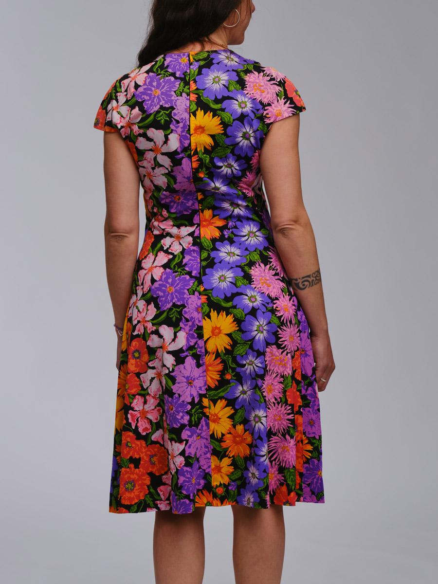 Garden Vintage Dress