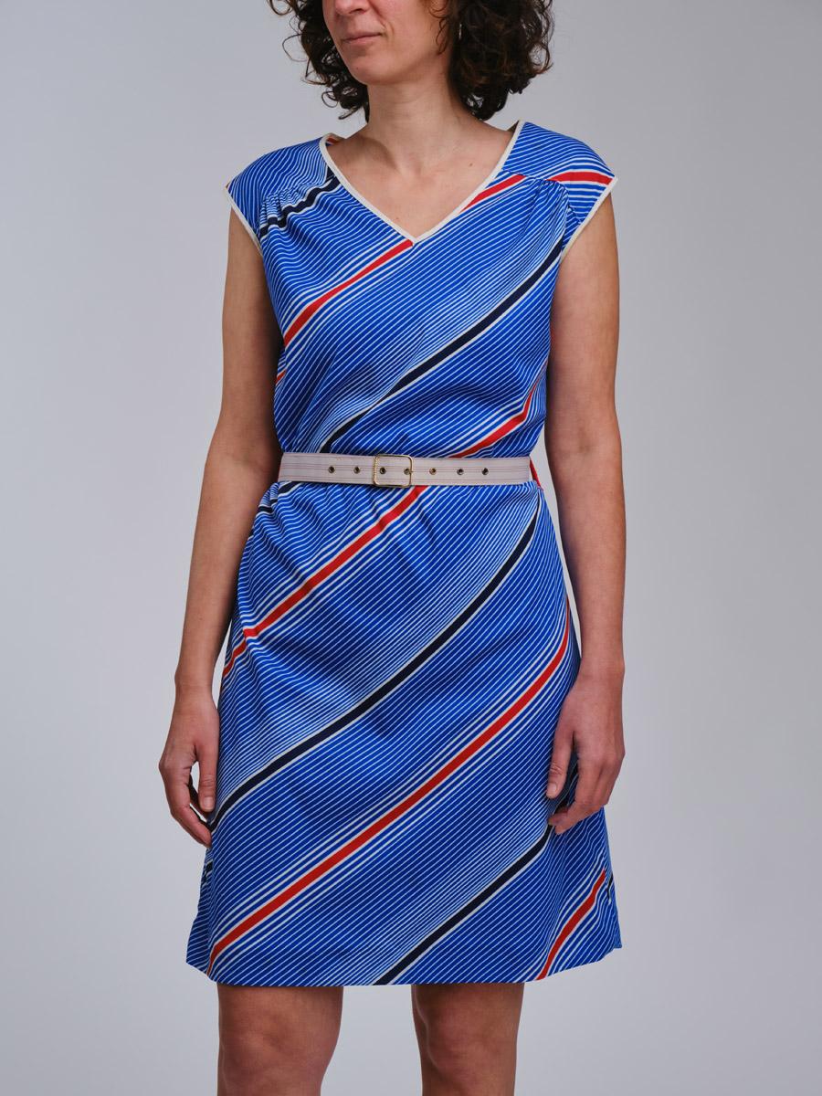 Hydra Vintage Dress