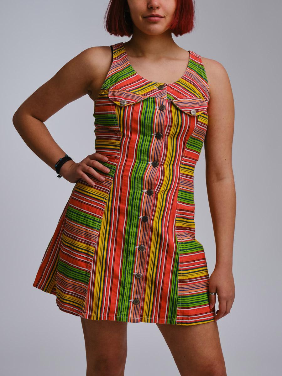 Inamod Vintage Dress