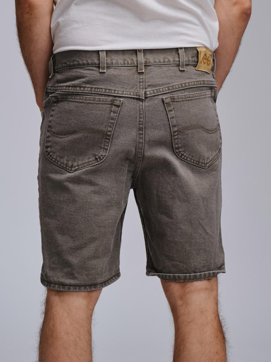 Lee-Grey-Vintage Shorts