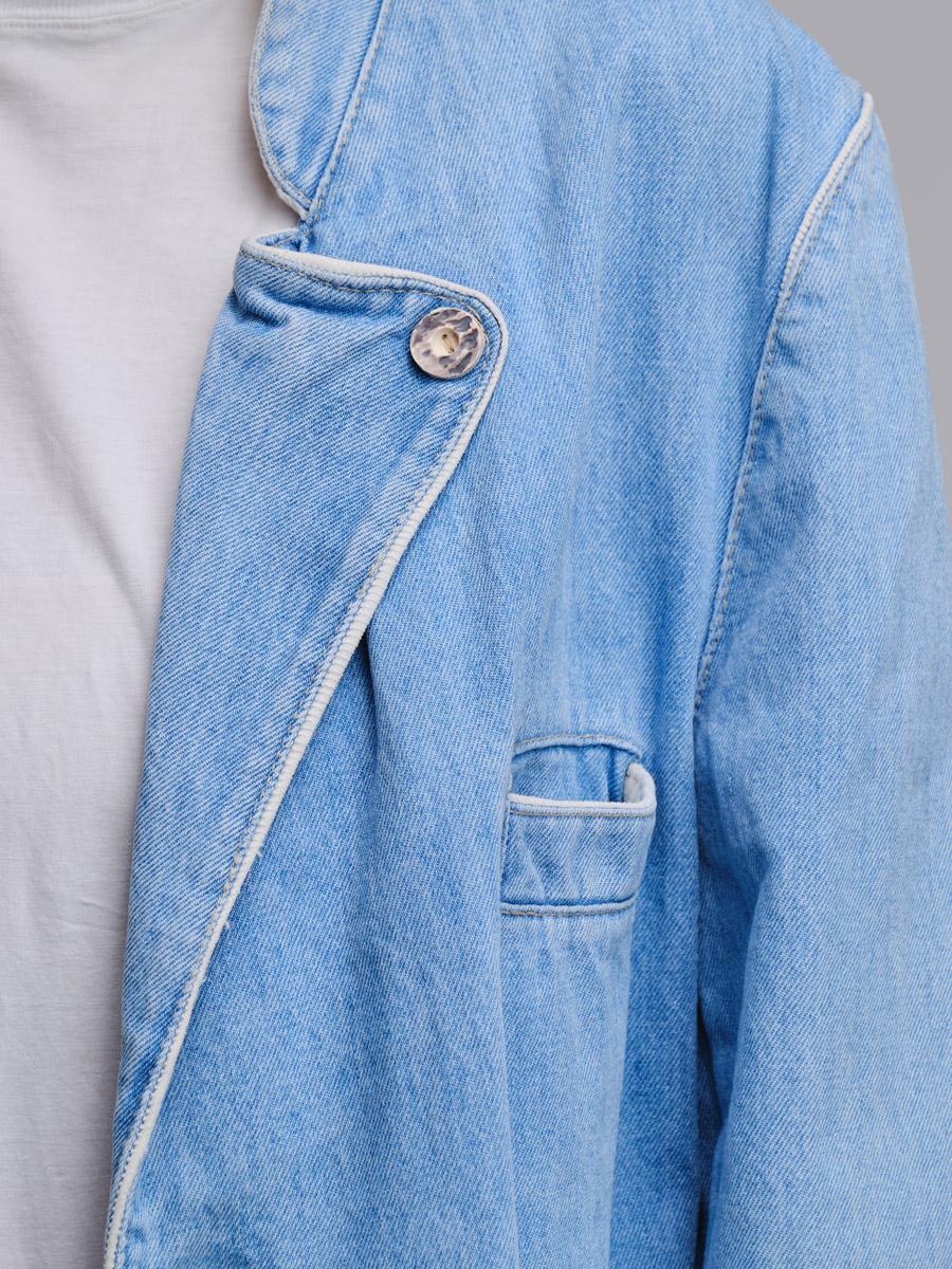 Life Aquatic Vintage Denim Jacket