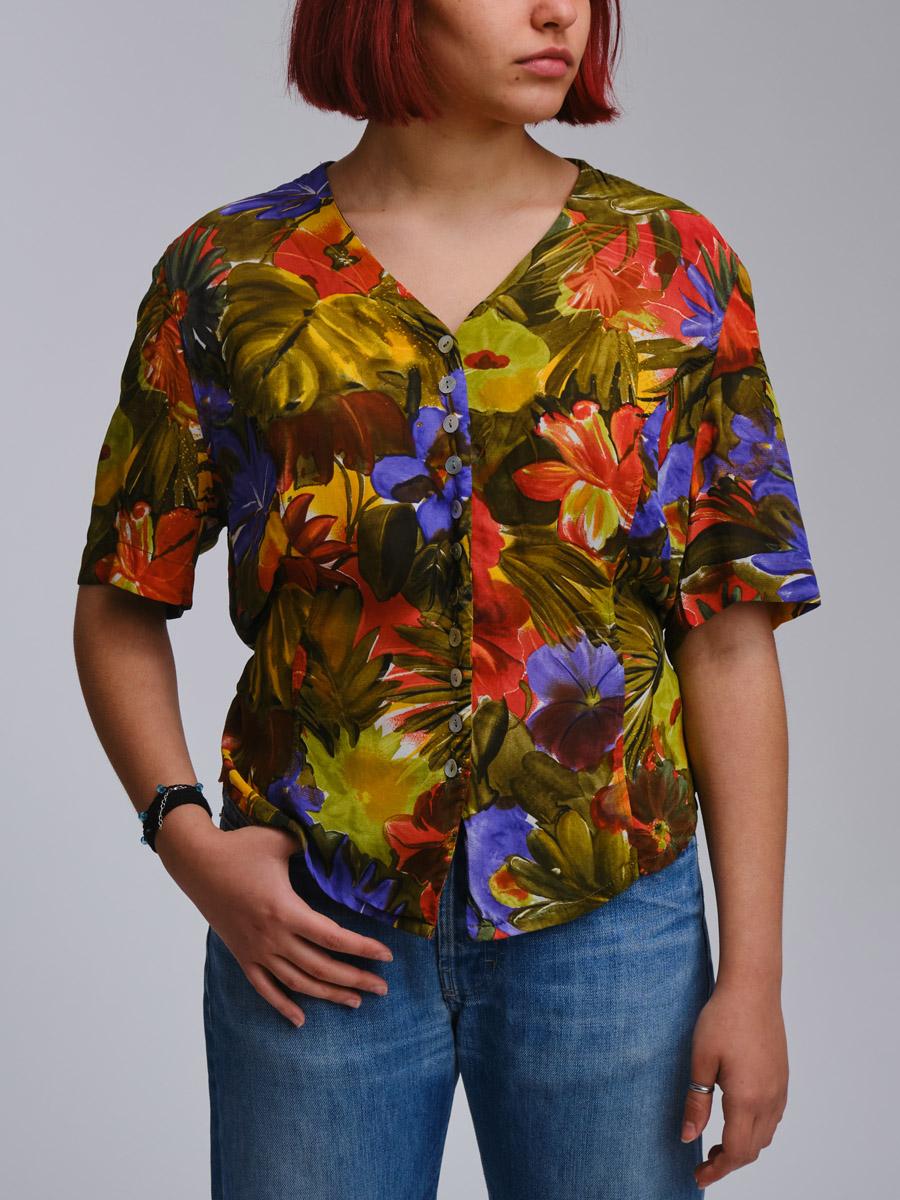 Monstera Vintage Shirt