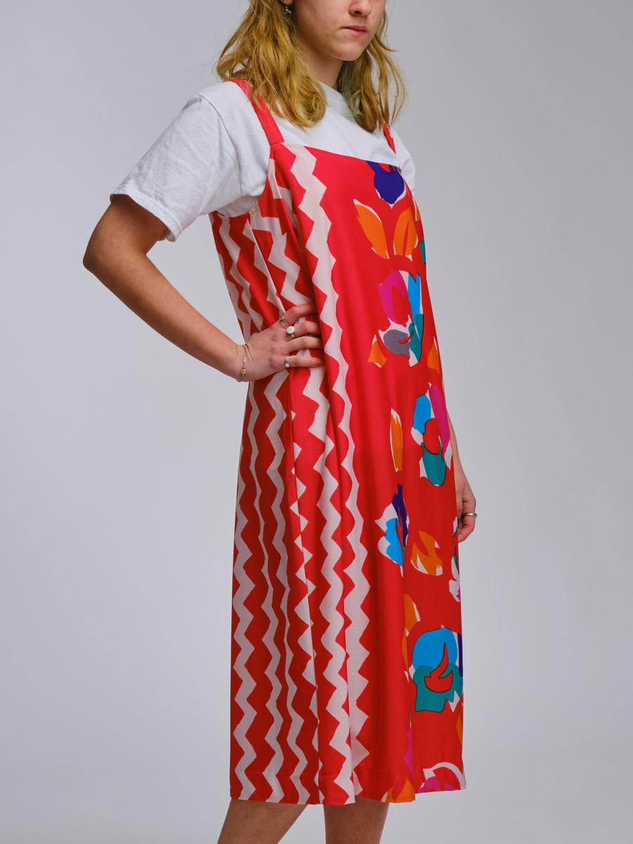 Plantano Vintage Dress