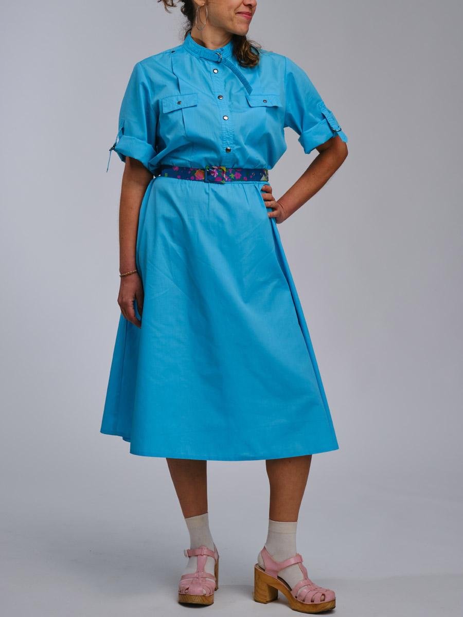 Space Age Vintage Dress
