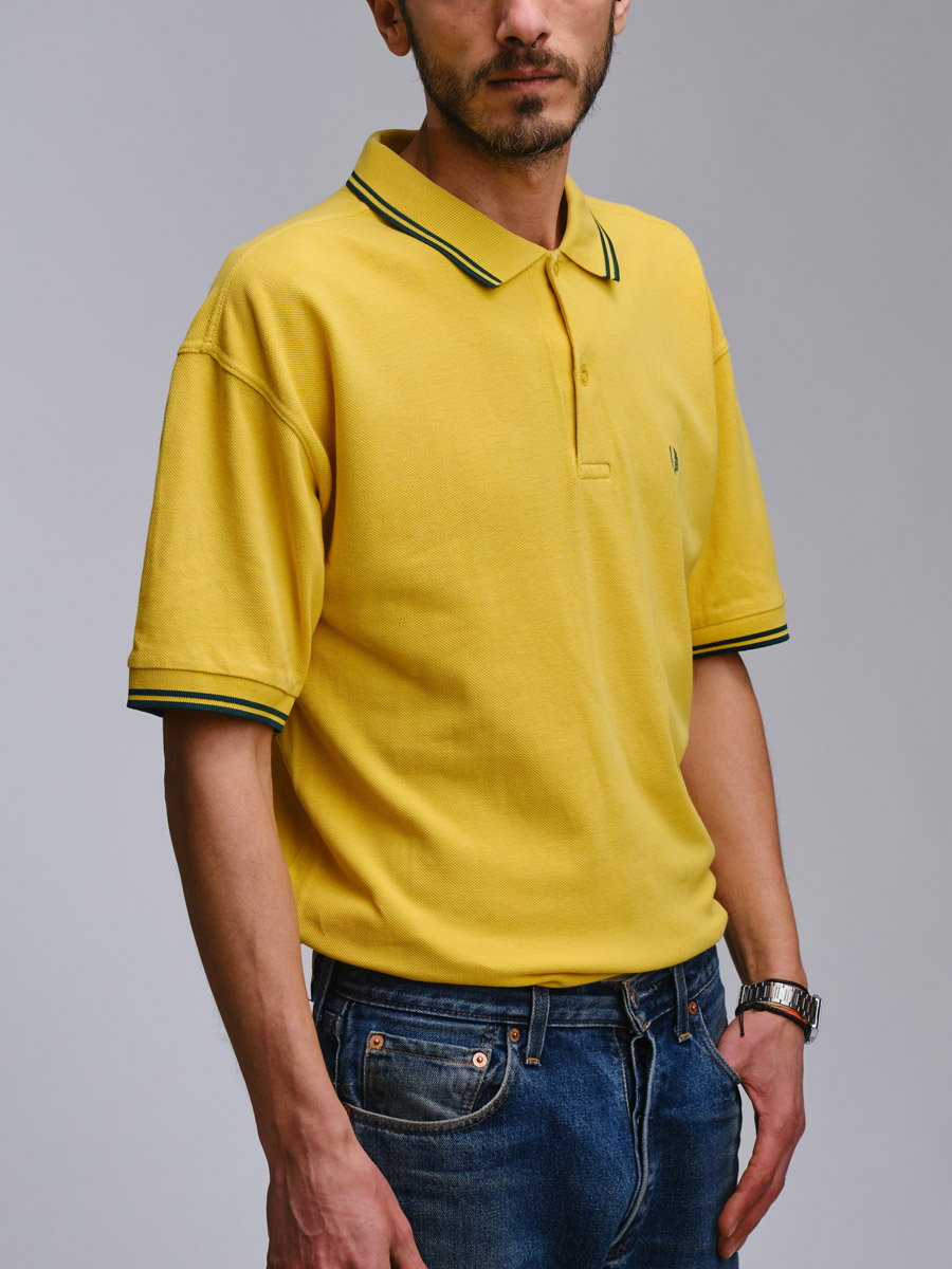 Vintage Fred Perry Sunshine Polo Shirt