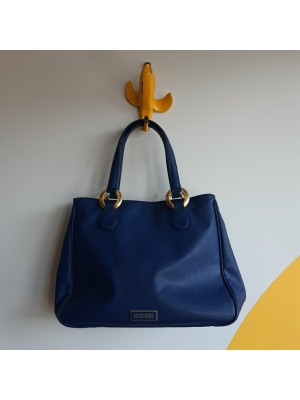 MOSCHINO, preloved, blue bag