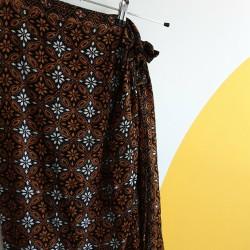 Sharong like, 70s pattern skirt