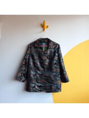 Qipao brocade jacket